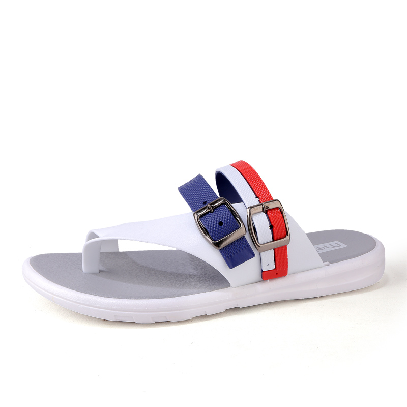 7461a1194ad0 outside Women Flip Flops Slippers Summer new pu Flat Letter fashion Clip  Toe Sandals Casual Sweet