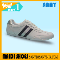 2018 Fujian Top white Quality Stylish Woman Casual Shoes of Durable Rubber Outsole with OEM&ODM Service Avalible