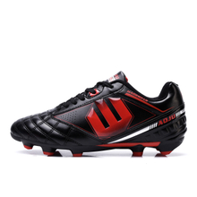 Soccer Cleats Boots Sneakers Football Shoes 2018 new Teenager Boy Hard Court Outdoor Sports Adult Training Turf Soccer Boot online