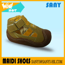 Hot sale new Designed Stylish Casual Leather Baby Shoes