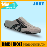 Latest Unique Mens Informal Slip-on Casual Shoes with Soft PU Upper and Anti-skid Outsole for men