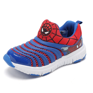 Sneakers Kids Sports Shoes Breathable Boys new fashionable AIR MESH breathable leisure sports running shoes for boys brand kids shoes EMAOR