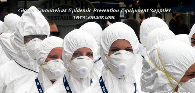 Global Coronavirus Epidemic Prevention Equipment Supplier