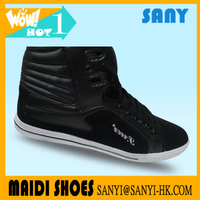 fashion skate shoes with RB outsole genuine leather skate shoes fashion skate shoes