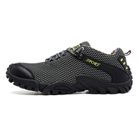 Best hiking shoes mesh trekking shoes outdoor casual shoes cheap walking shoes for men water proof 2018 hot sell