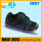 Hot Selling Purple Sport Kid Shoes with EVA Outsole for Girls