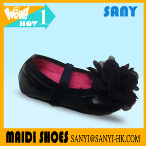 High Price And Good Quality Small Order Cheap cotton canvas girls ballet shoes dance shoes with leather lining sole