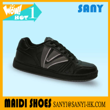 new arrival cheap stylish top quantity wholesale Custom Black Casual Skate Shoes for women