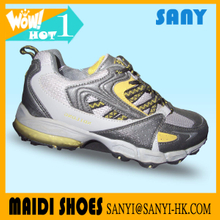 Chinese Factory Price Fashionable Unisex Hiking Shoes of High Quality with Durable Outsole