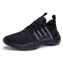 Light weight Men's Sport Most Popular Shoes Comfort Breath Male Sneakers Outdoor Sport shoes Running Shoes Hot Sale Brand