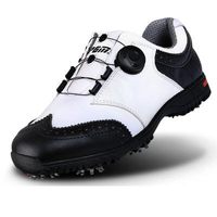 brand High quality men's golf shoes 2018 men spring breathable men's sport shoes professional training shoes