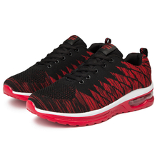 EMAOR Athletic Walking Sneakers Casual Outdoor Lightweight Breathable Air Max Cushion brand Tennis stability Running Shoes male