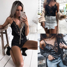 Womens Lace Sexy Vest Blouse Shirts Backless Sexy Tank Top Clothes for Womens