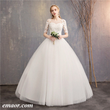 Wedding Dresses Simple Off The Shoulder Evening Gowns for Womens Formal Wear for Ladies Short Prom Princess Wedding Dresses