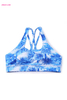 Wholesale Printed Yoga Bralette Sport Bra on Sale
