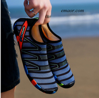 Beach Shoes Swimming Shoes Water Sports Aqua Seaside Beach Surfing Aqua Socks Shoes