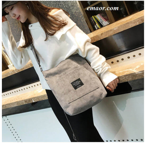 Canvas Tote Ladies Casual Shoulder Bags Foldable Shopping Bags Beach Bags Cotton Cloth Female Handbags