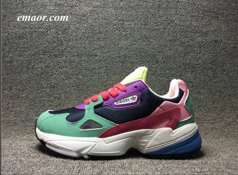 Adidas Original Arrival Adidas Originals FALCON W Women's Men's Shoes Sneakers Adidas