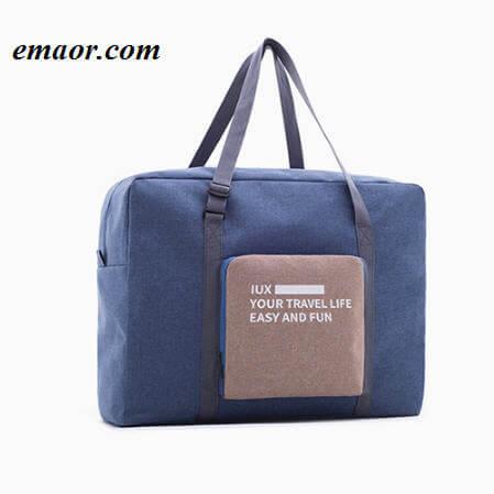 1157c501e Unisex Water-Proof Travel Bag Nylon Large Capacity Folding Hand Luggage  Cubes Packing Bags