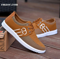 Casual Shoes Men Breathable Canvas Fashion Brand Shoes For Men Fashion Espadrilles Men Flats Luxury Shoes Casual Trainers Men Footwear