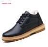 Plush Ankle Boots Warm Winter Shoes Martin Boots Man Snow Boot