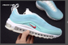 Nike Air Max 97 SH Kaleidoscope Running Air Cushion Outdoor Sports Sneakers Shoes for Men's Nike