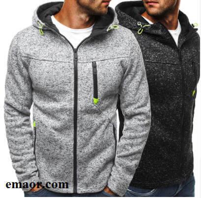 Mens Hoodies Sports Casual Wear