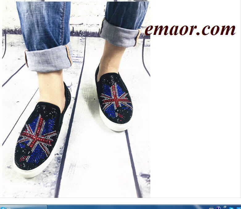 Men'S Brand Designer Rivet Us Flag Shoes Causal Flats Moccasins Betsy Ross Flagale High Top Rock Hip Hop Mixed Color Shoes For Man Brooks Flag Shoes