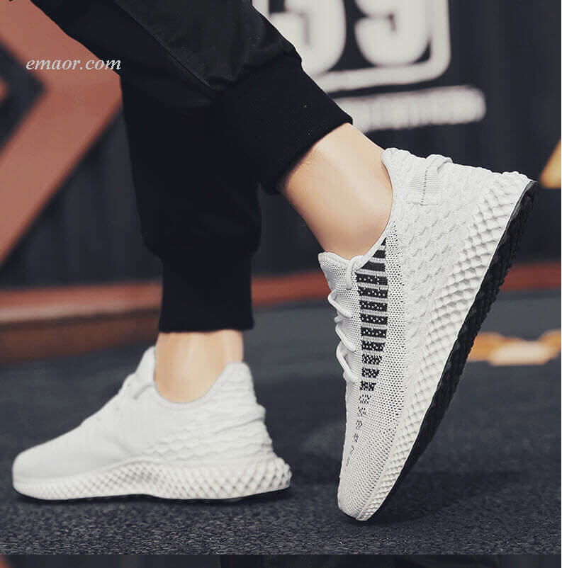 Yeezy Brand Air 350 Weaving Men Hiking Shoes Yeezys Sport Shoes Breathable Comfortable Athletic Trainer Sneakers Men Zapatos Yeezy