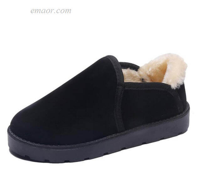 Women's Snow Boots Winter Fur And Ankle Boots Ladies Snow Boots Women's Winter Boots