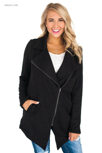 Cheap Best Selling Outerwear Fashion Hudson Zipper Jacket Best Brands Outerwear