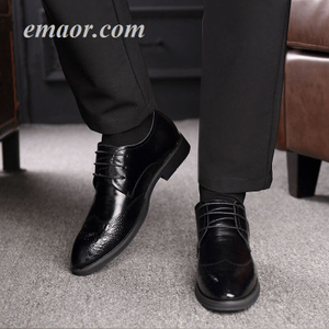Formal Shoes for MenTwo-tier Cowhide Business Shoes Casual Leather Shoes for Men Leather Dress Shoes