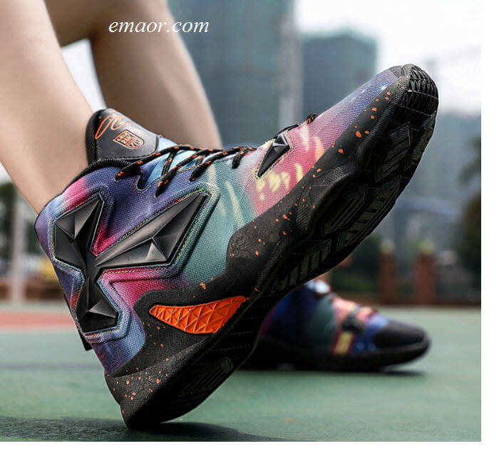Fashion Men's Running Shoes Men's Designer Sneakers Wide Shoes for Men Comfortable Fashion Sneakers for Men High Top Basketball Shoes