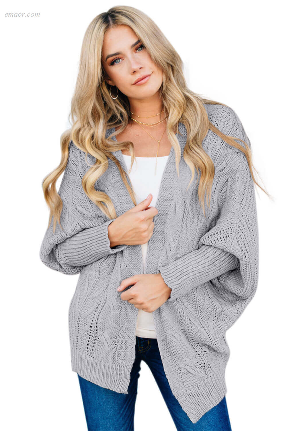 Ladies Junior Outerwear Outwear Women's Cardigan Sweater Amazon Women's Outerwear