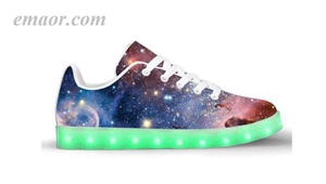Light Up Shoes for Adults Lightyear-App Controlled Low Top LED Shoes on Sale