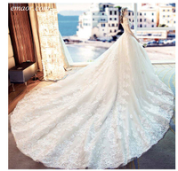 Plus Size Dress for Wedding Beautiful Lace Wedding Dress on Sale