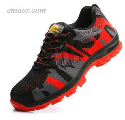 Steel Toe Safety Shoes Anti-smash And Puncture Safety Shoes Oil Resistant Acid And Alkali Insulation Work Shoes